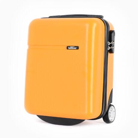 Bontour CabinOne kabinbőrönd WIZZAIR ingyenesen felvihető Sárga színben (40x30x20 cm)