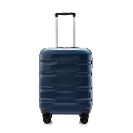 Bontour WAVE Kabinbőrönd 55x40x20cm, Kék