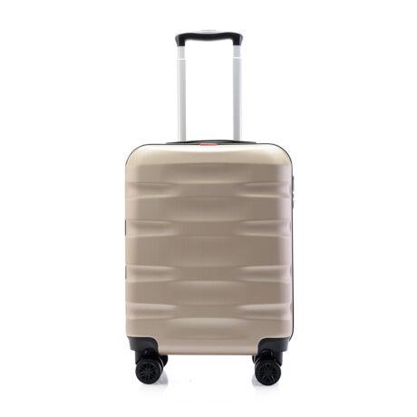 Bontour WAVE Kabinbőrönd 55x40x20cm, Pezsgő