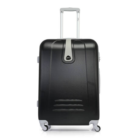 Bontour CLASSIC Nagy Bőrönd 75cm Fekete