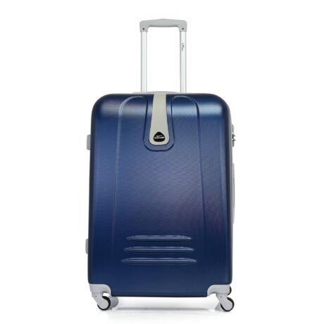 Bontour CLASSIC Nagy Bőrönd 75cm Kék