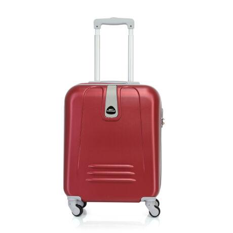 Bontour CLASSIC Kabinbőrönd 55cm Bordó