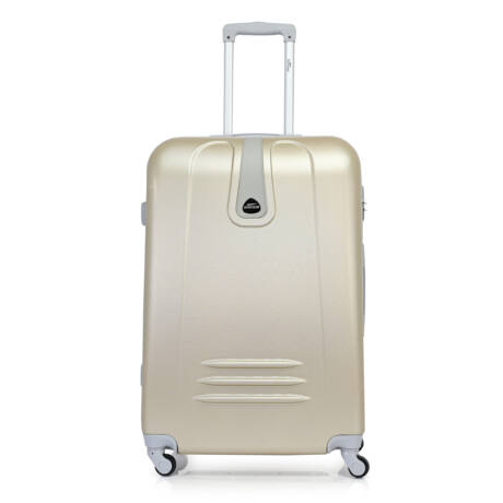 Bontour CLASSIC Nagy Bőrönd 75cm Pezsgő