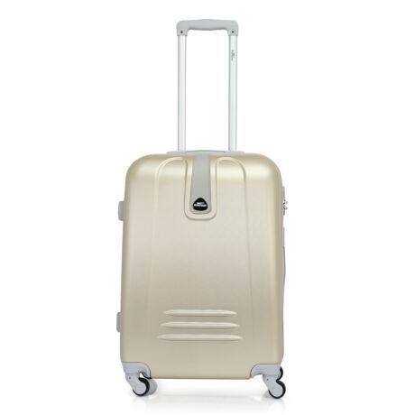 Bontour CLASSIC Közepes Bőrönd 64cm  Pezsgő