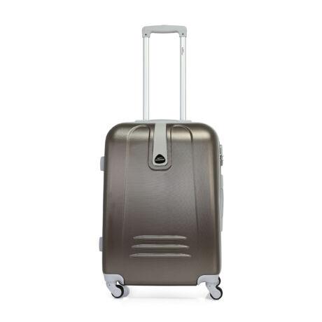 Bontour CLASSIC Közepes Bőrönd 64cm Kávé