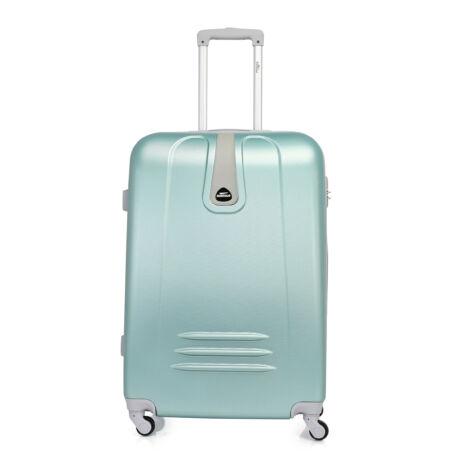 Bontour CLASSIC Nagy Bőrönd 75cm Világos zöld