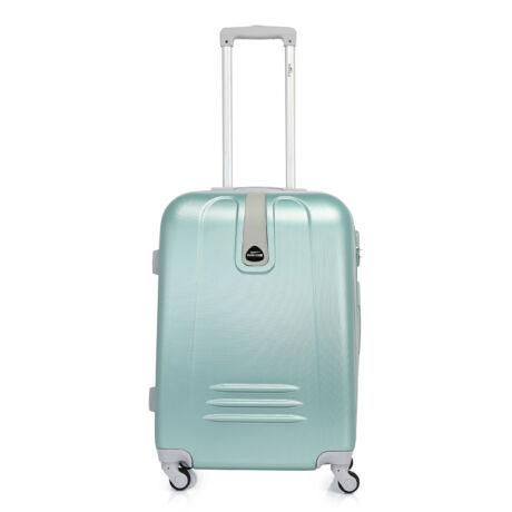 Bontour CLASSIC Közepes Bőrönd 64cm  Világos zöld