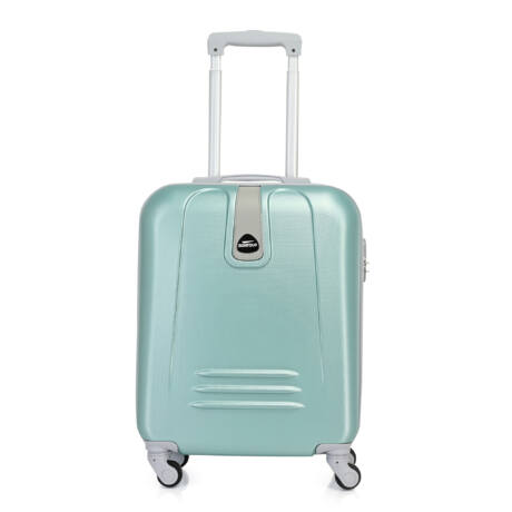 Bontour CLASSIC Kabinbőrönd 55cm Világos zöld