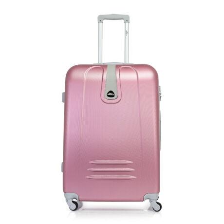 Bontour CLASSIC Nagy Bőrönd 75cm Pink