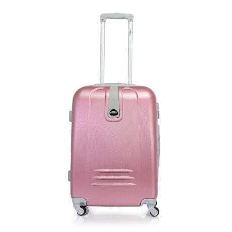Bontour CLASSIC Közepes Bőrönd 64cm  Pink