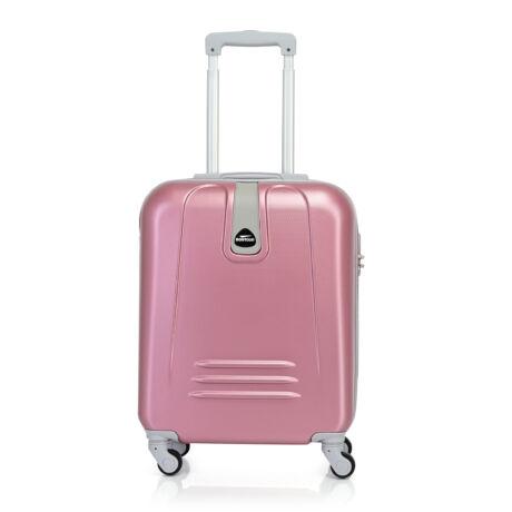 Bontour CLASSIC Kabinbőrönd 55cm Pink