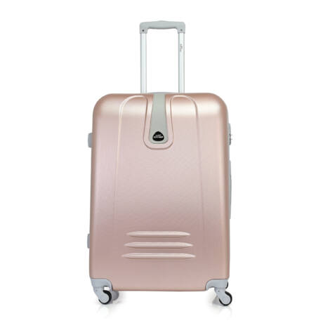 Bontour CLASSIC Nagy Bőrönd 75cm Rose Gold