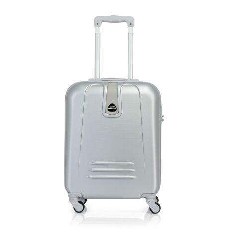Bontour CLASSIC Kabinbőrönd 55cm Ezüst