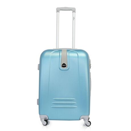 Bontour CLASSIC Közepes Bőrönd 64cm Égszínkék