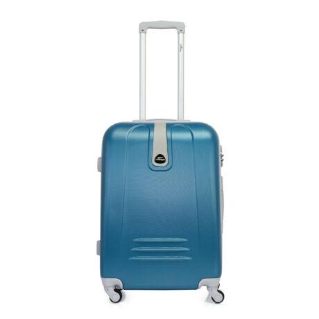 Bontour CLASSIC Közepes Bőrönd 64cm Acélkék