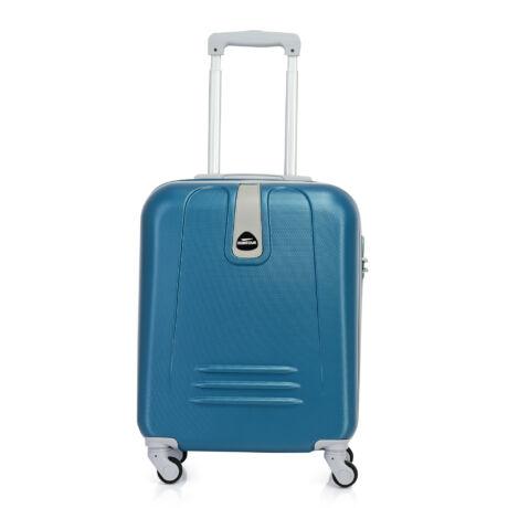 Bontour CLASSIC Kabinbőrönd 55cm Acélkék