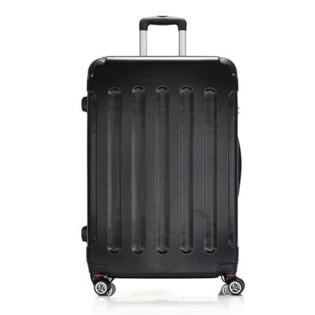 Bontour Basic kemény bőrönd 76cm 195-L# Fekete