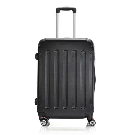 Bontour Basic kemény bőrönd 68cm 195-M# Fekete