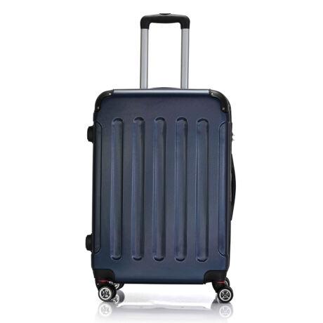 Bontour Basic kemény bőrönd 68cm 195-M# Kék