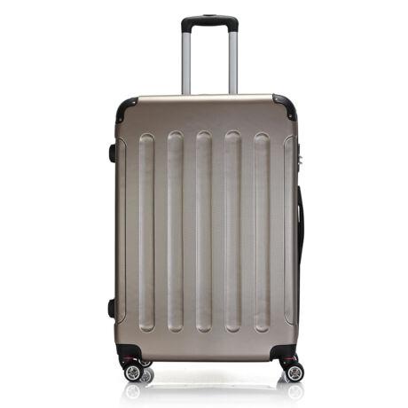 Bontour Basic kemény bőrönd 76cm 195-L# Arany