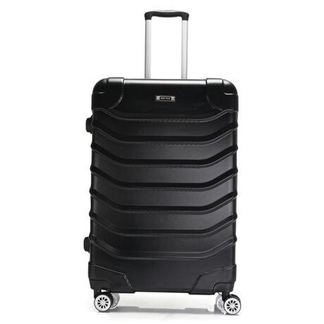 Bontour Basic kemény bőrönd 76cm 2026-L# Fekete