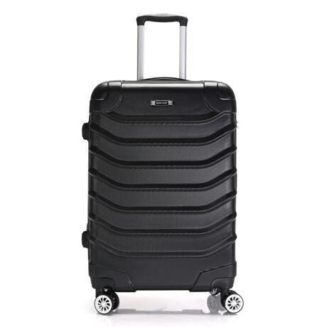 Bontour Basic kemény bőrönd 67cm 2026-M# Fekete