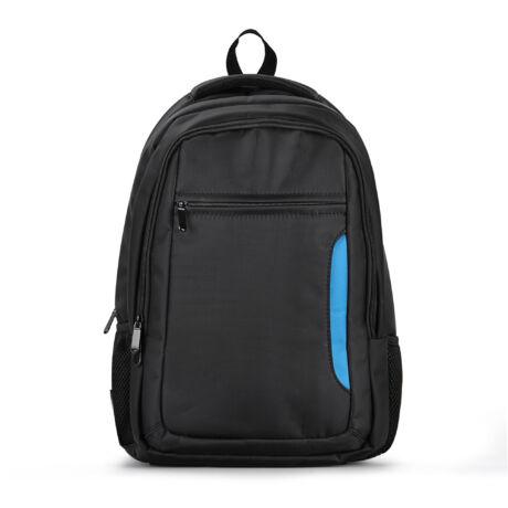Bontour 210201 Laptop Hátizsák 15,6'' Fekete-Kék
