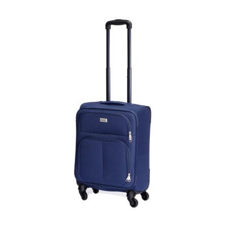 Bontour Basic Kabinbőrönd 55x40x20cm Kék C214#