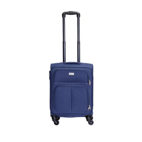 Bontour Basic Kabinbőrönd 55x40x20cm Kék