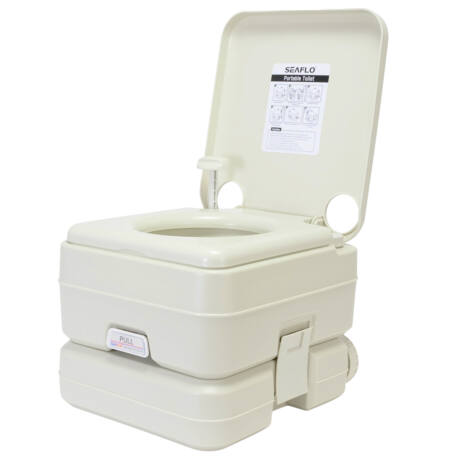 Hordozható kemping WC 10 L