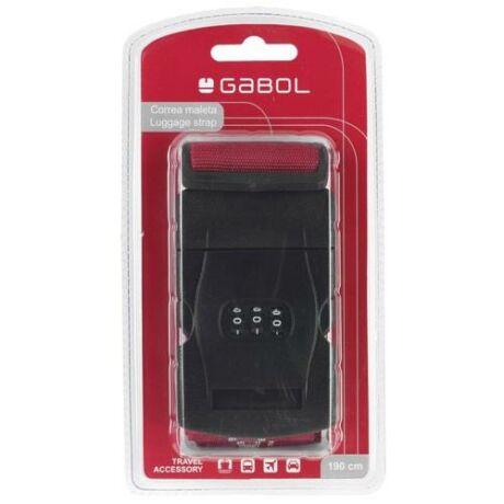 GA-800015 Gabol számzáras bőröndpánt