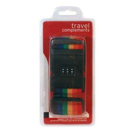 M-004420 John Travel számzáras bőröndpánt